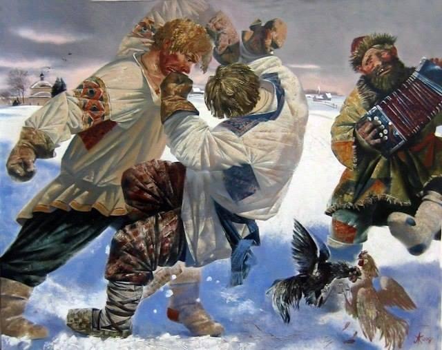 Из истории становления Русского рукопашного боя